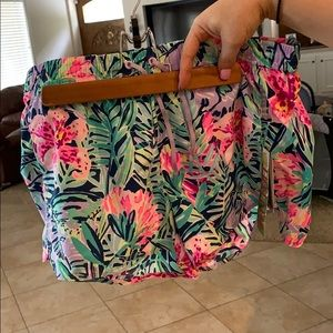 Lilly Pulitzer Athletic Shorts